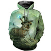 3D All Over Printed Squirrel T Shirt Hoodie 1512011