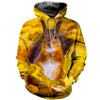 3D All Over Printed Squirrel T Shirt Hoodie 1512018