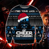 Star Wars KNITTING PATTERN 3D PRINT UGLY CHRISTMAS SWEATER