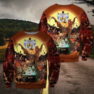 3D ALL OVER PRINT SIGMA GAMMA RHO CLOTHING 1982020