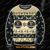GUINNESS BEER 3D ALL OVER PRINT UGLY CHRISTMAS SWEATSHIRT