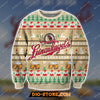 LEINENKUGEL'S BEER KNITTING PATTERN 3D PRINT UGLY SWEATSHIRT