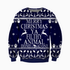Lampoon's Christmas Vacation KNITTING PATTERN 3D PRINT UGLY CHRISTMAS SWEATER