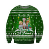 Being A Friend KNITTING PATTERN 3D PRINT UGLY CHRISTMAS SWEATER