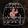 HE-MAN KNITTING PATTERN 3D PRINT UGLY CHRISTMAS SWEATER