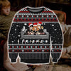 HARRY POTTER KNITTING PATTERN 3D PRINT UGLY SWEATER