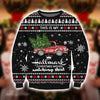 HALLMARK CHRISTMAS MOVIES KNITTING PATTERN 3D PRINT UGLY SWEATER