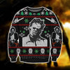 LEATHERFACE KNITTING PATTERN 3D PRINT UGLY SWEATER