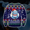 GENIE KNITTING PATTERN 3D PRINT UGLY SWEATER