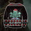 DAVY JONES KNITTING PATTERN 3D PRINT UGLY SWEATER