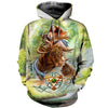 3D All Over Printed Taurus Zodiac T Shirt Hoodie 211202