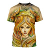 3D All Over Printed Taurus Zodiac T Shirt Hoodie 211204
