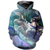 3D All Over Printed Taurus Zodiac T Shirt Hoodie 211205