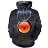 3D All Over Printed Taurus Zodiac T Shirt Hoodie 211206