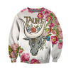 3D All Over Printed Taurus Zodiac T Shirt Hoodie 211209