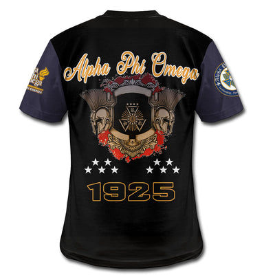3D ALL OVER PRINT ALPHA PHI OMEGA CLOTHING 060720201