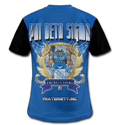 3D ALL OVER PHI BETA SIGMA CLOTHES 09072020