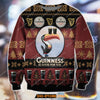 GUINNESS-IS GOOD FOR YOU BEER 1759 3D ALL OVER PRINT UGLY CHRISTMAS SWEATSHIRT 1