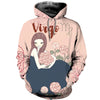 3D All Over Printed Virgo Zodiac T Shirt Hoodie 261203