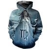 3D All Over Printed Virgo Zodiac T Shirt Hoodie 261206
