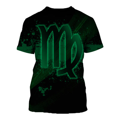 3D All Over Printed Virgo Zodiac T Shirt Hoodie 2612011
