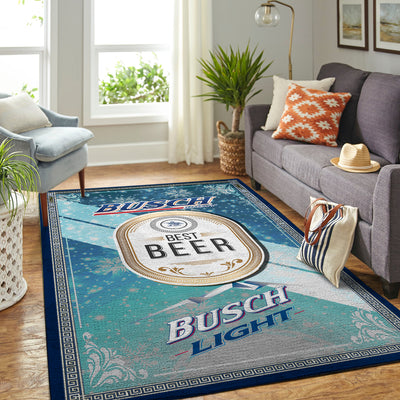 BUSCH LIGHT BEER AREA RUG 1172020