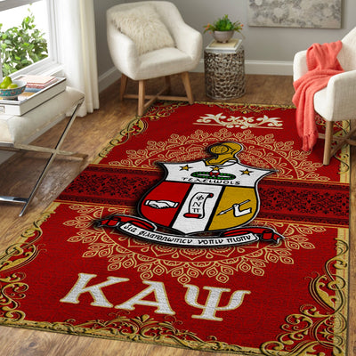 Kappa Alpha Psi Area Rug 23062020