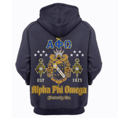 3D ALL OVER PRINT ALPHA PHI OMEGA CLOTHING 030720202