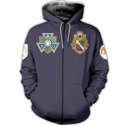 3D ALL OVER PRINT ALPHA PHI OMEGA CLOTHING 04072020