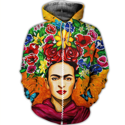 3D FULL OVER PRINTED FAMOUS PAINTER FRIDA KAHLO 29720207