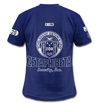 3D FULL OVER PRINTED ZETA PHI BETA CLOTHES 2272019