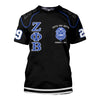 3D FULL OVER PRINTED ZETA PHI BETA CLOTHES 23720191