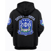 3D FULL OVER PRINTED ZETA PHI BETA CLOTHES 24720192