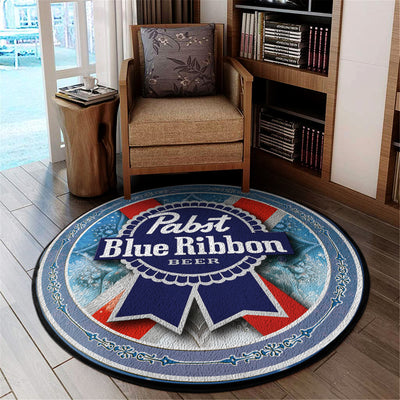 Pabst Blue Ribbon ROUND CARPET 1372020
