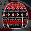 Ghostbusters KNITTING PATTERN 3D PRINT UGLY CHRISTMAS SWEATER