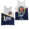 3D ALL OVER PRINTED MILLER LITE HOODIE 1
