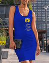 SIGMA GAMMA RHO WOMEN'S RACERBACK DRESS 12820202