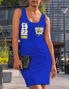 SIGMA GAMMA RHO WOMEN'S RACERBACK DRESS 12820201