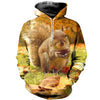3D All Over Printed Squirrel Clothes 124
