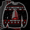 Nakatomi Plaza KNITTING PATTERN 3D PRINT UGLY CHRISTMAS SWEATER