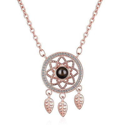 ROMANTIC DREAMCATCHER NECKLACE FOR WOMEN