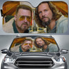 The Big Lebowski Auto Sun Shades