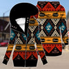 Hawaii fleece sleeve zipper hoodie outerwear 1