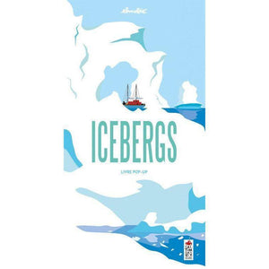 Icebergs - Livre pop-up