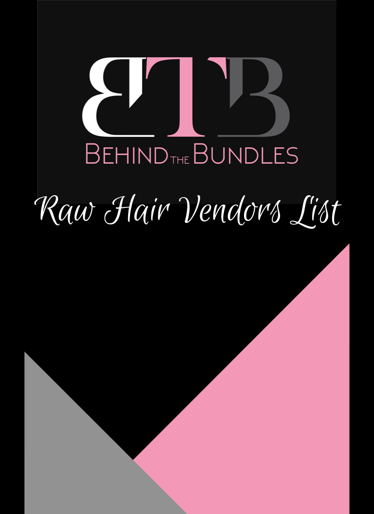Raw Hair Vendor List