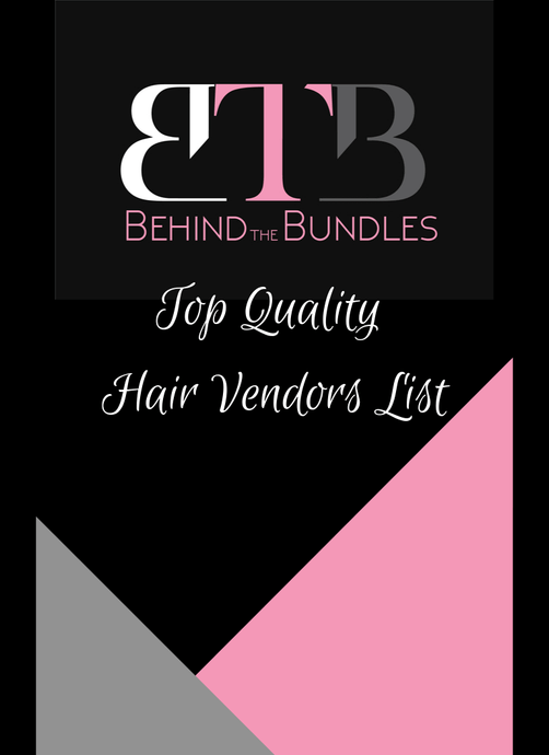 Top Quality Hair Vendor List