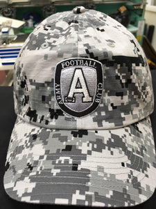 Port Authority® Grey  Digital Ripstop Camouflage Cap