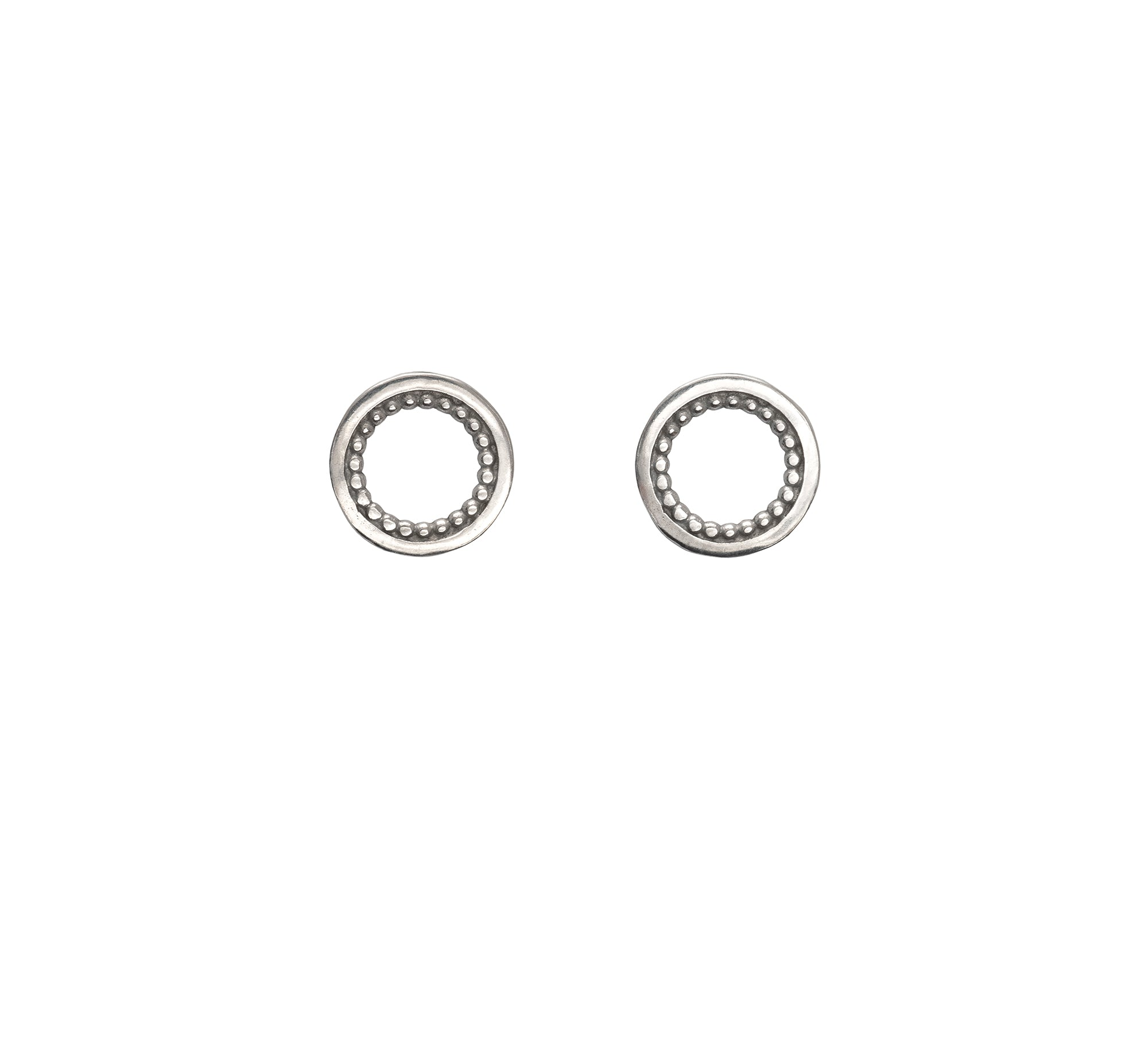 Mini Meridian Stud Earrings