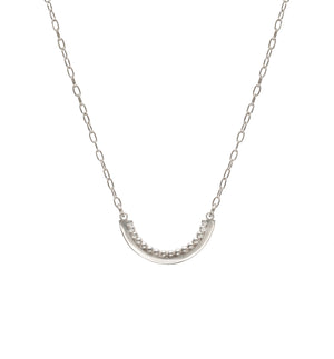 Half Meridian Necklace