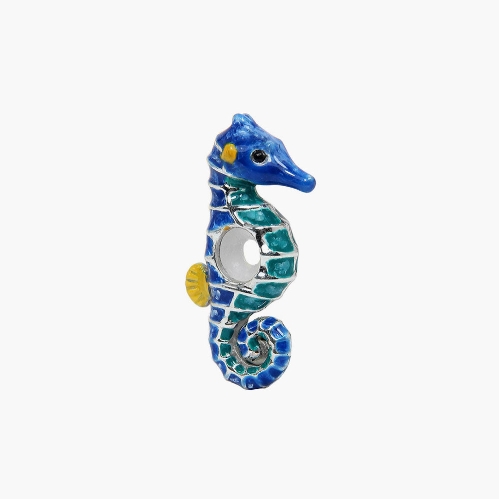 Seahorse Blue Stopper